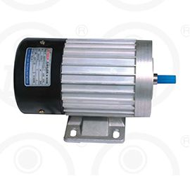 Contour Dimension of Horizontal Permanent Magnet DC Motor